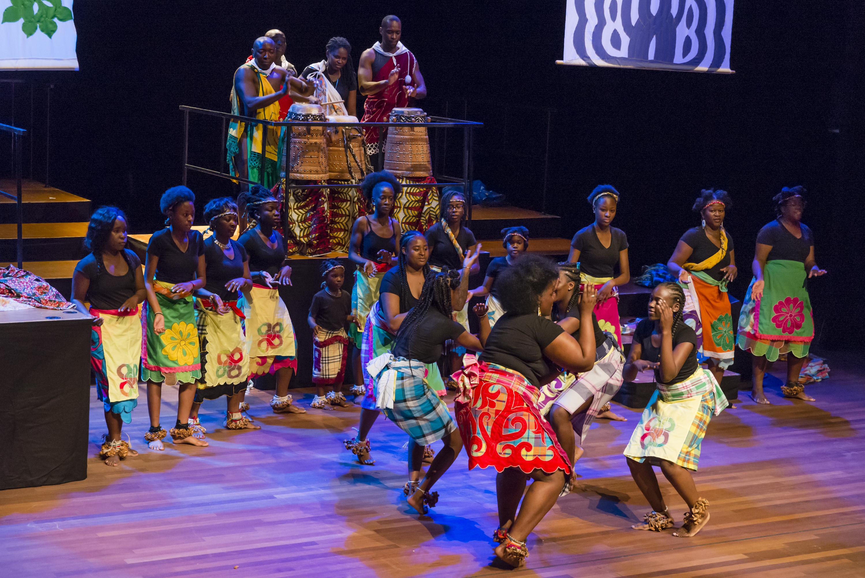 Afrovibes Dag van de Marrons